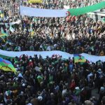 Thousands protest in Algeria