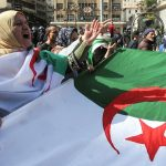 Algeria restricts street protests