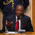 Guinea votes on third term for Conde amid voter-card concerns