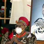 Official memorial service for Amazulu King