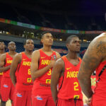 Angola suspends players prior to Olympics