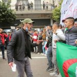 As Algerian protests resume