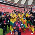 South African women's team defends COSAFA title - sets new record