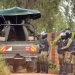 Ugandan court orders opposition leader's freedom, troops still block his home