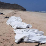 At least 34 migrants dead as boat capsizes off Djibouti