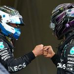 Bottas takes pole at Eifel Grand Prix