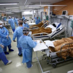 Healthcare collapse imminent, Brazil's Sao Paulo warns, as COVID-19 cases surge