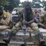 Central African Republic militia leader dies from injuries, say rebels