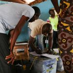 Opposition in Central African Republic calls for repeat of disrupted election