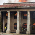 Significant archives are under threat in Cape Town's fire. Why they matter so much