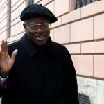 African cardinal who clashed with pope leaves post