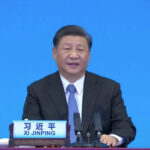 China's Xi takes dig at U.S. in speech to political parties around world