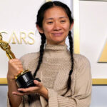 Winning director Zhao makes Oscars history, but honor censored in China