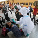 India's richest state hit by biggest virus surge