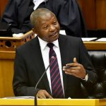 South Africa's Deputy President distances himself from criminal acts