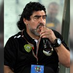 Soccer-Argentina great Maradona recovering in hospital after anemia - doctor
