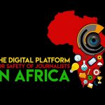 Ramaphosa endorses the digital platform for the safety of journalists in Africa