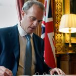 Toughening stance on China's Xinjiang, Britain introduces new company rules