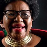 Dorah Sithole, South African iconic food writer and mourned