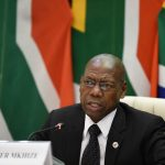 Lots of support for South African Health Minister infected with COVID-19
