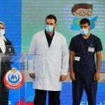 Egypt begins COVID-19 vaccination drive