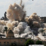 Egypt targets suspected killers' cell