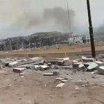 Dynamite explosions at army base kill 15