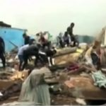 Military barracks blast death toll rises to 98