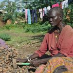 Crippled by lake's fluoride waters, Kenyan women struggle to survive