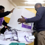 Officials count ballots after Ethiopia's election
