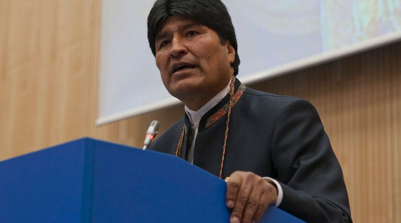 Lithium, Morales and cocaine: What's at stake as Bolivia votes?
