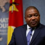 Militant attacks force 570,000 to flee homes in northern Mozambique, president says