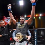 Africa ascends to the UFC throne