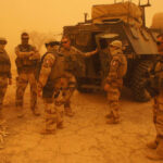 France ends West African operation