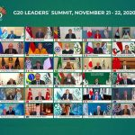G20 says it will strive for fair global access to COVID-19 vaccine
