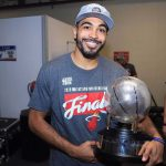 Praise for Nigerian star at the NBA Finals