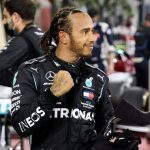 Hamilton and Mercedes continue love affair
