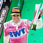 Stroll takes maiden pole in Turkey