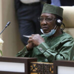 U.S. embassy to withdraw staff as Chad rebels advance