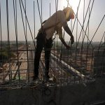 Hundreds of Indian workers demand unpaid wages from Saudi construction firm