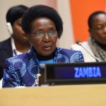 Zambia's vice president tests positive for COVID-19
