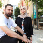 No happy anniversary for bride caught up in Beirut blast