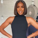 Kelly Rowland reveals that she's expecting baby no. 2