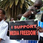 Media in Kenya up in arms over new curbs on media freedom