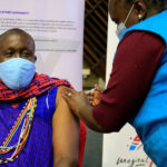 Kenyan tour guides take COVID-19 vaccine in hopes of tourism revival