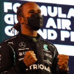 Hamilton continues to take a knee before F1 opener