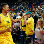 Nigerian-born basketball star Cambage says 'I'm in' for Tokyo after race furore