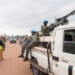 U.N. peacekeepers killed in Central African Republic before election