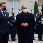 Alongside Sisi, Macron says France will sell arms to Egypt irrespective of rights