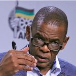 Top South African ANC official Magashule out on R200 000 bail